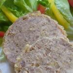 Ballotine au foie gras Femre de Ramon producteur Sud Ouest
