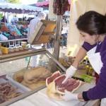Ferme de Ramon Marchés Gironde Bérangère producteur foie gras