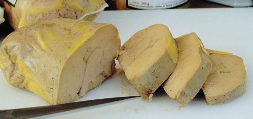 Foie gras au torchon Ferme de Ramon Sud Ouest