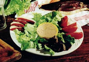 Entr es froides ferme de ramon producteur sud ouest for Entree avec du foie gras froid