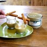 Velouté au foie gras Ferme de Ramon producteur fermier