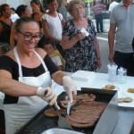 Magrets, saucisses, aiguillettes prépare à la plancha