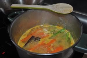 Carottes dans le jus d'orange-Ferme de Ramon